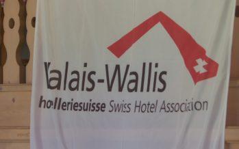Tourisme: l'hôtellerie valaisanne retrouve une vitesse de croisière mais les conditions-cadres sont compliquées