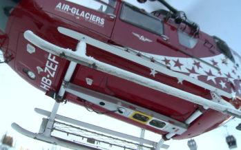 Air-Glaciers : 115 missions de sauvetages pendant la période de Noël