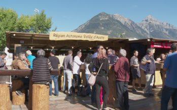 Foire du Valais: le Val d'Aoste en visite à Martigny