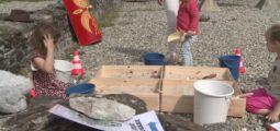 La journée nationale de l'archéologie mise à l'honneur par l'association Les jeunes archéologues de Martigny