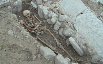 Une église funéraire du Haut Moyen-Âge découverte à St-Maurice