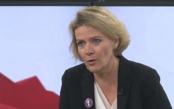 Pour Ariane Dayer «même aujourd'hui, c'est dur pour une femme valaisanne de faire de la politique»