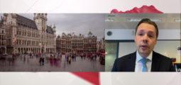 «Au bout du web»: À Bruxelles, Christophe Zufferey est le secrétaire du comité parlementaire de l'Association européenne de libre-échange