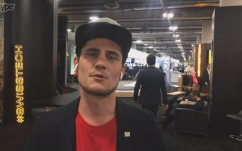 «Au bout du web»: l'actualité commentée depuis Las Vegas par Nicolas Fontaine, le porteur du projet «Roboclette»