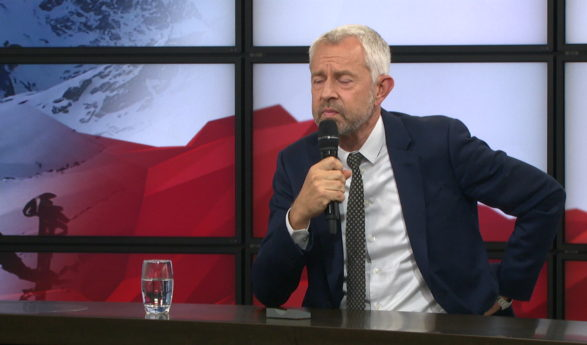 Nicolas Bideau : l'ambassadeur de la Patrouille des Glaciers