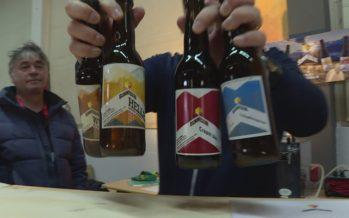 Congrès de la bière: 13 brasseries artisanales et leurs 50 bières se sont donné rendez-vous à Loèche-les-Bains