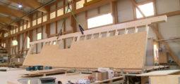 Le Valais touché par la pénurie mondiale de bois