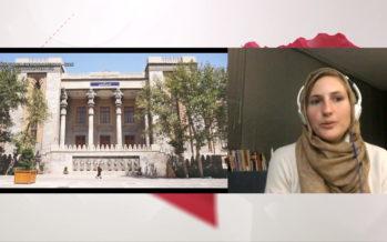 [Au bout du web] avec l'archéologue Elinor Dunning sur la révolution iranienne depuis Chiraz