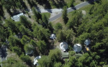 Découverte du camping atypique de Bonatchiesse et de son Village Sioux dans le Haut Val de Bagnes