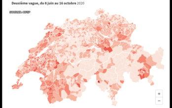 Nouvelles mesures: l'ensemble de la Suisse romande au diapason valaisan