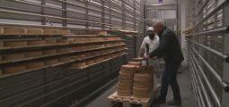 Une cave d'affinage robotisée pour les fromages du Val-d'Illiez