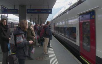 Six trains Brigue-Genève par jour: les trains à deux étages débarquent aux heures de pointe en Valais