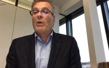 """""""Nous devons établir les faits mais il ne faut pas oublier la présomption d'innocence"""" déclare Jean-Michel Cina, président de la SSR, au sujet de l'affaire Rochebin"""