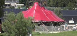 Crans-Montana accueille le plus grand festival de cirque de Suisse