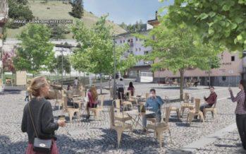 Coeur d'Orsières: le projet de refonte du village franchit une nouvelle étape