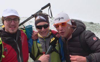 Collon Trek: 900 coureurs entre l'Italie et la Suisse