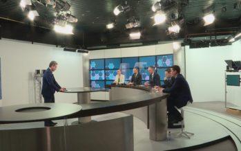 Dans les coulisses du premier débat entre les candidats au Conseil d'Etat
