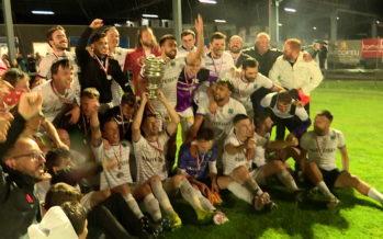 Coupe valaisanne masculine: succès pour le FC St-Léonard