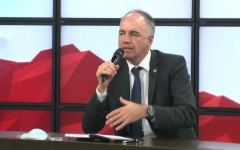 «Le Conseil fédéral nous boucle au rabais» s'insurge Christophe Darbellay sur des mesures économiques qu'il juge insuffisantes