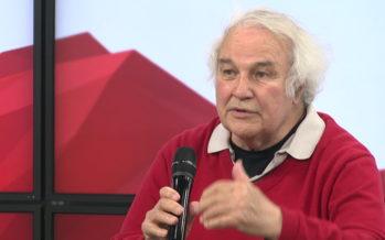 """Bernard Crettaz, sociologue: «Je resterai, pour le reste de ma vie, monsieur """"Mort"""" en Suisse Romande»"""