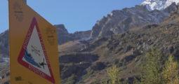 Expertise valaisanne au Tadjikistan pour les risques liés aux dangers naturels