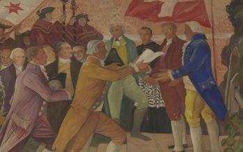 LE JOURNAL sur la route du fédéralisme: 1815, le Valais