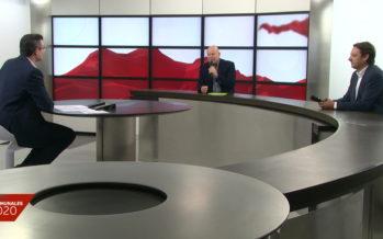 Duel à la présidence de Chamoson: Claude Crittin contre Christophe Bessero