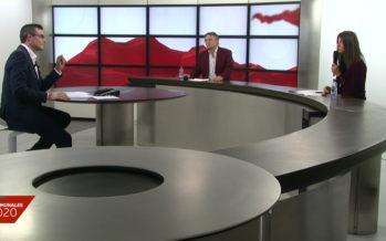 Duel à la présidence de Vétroz: Olivier Cottagnoud contre Lydia Moix-Kluser