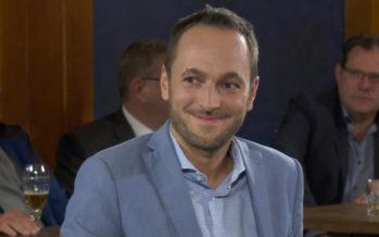 Mathias Reynard se présente au second tour au Conseil des Etats!