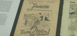 Une exposition internationale sur Tintin s'invite à St-Gingolph pour fêter 450 ans d'amitié franco-suisse