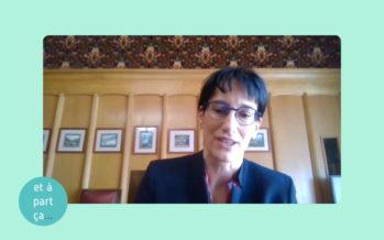 «Il a fallu prendre des décisions très vite, heure par heure» Anne-Laure Couchepin Vouilloz