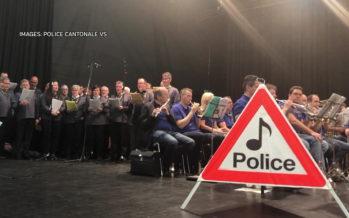 Police en fanfare: le renfort des municipales