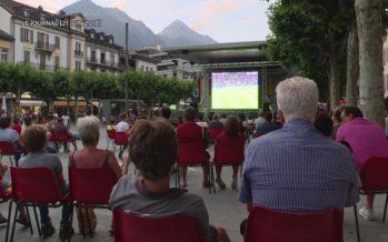 Euro 2020: enfin un grand écran et du son sur la place Centrale de Martigny