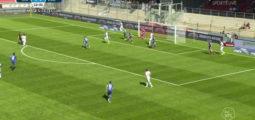 2 à 1 pour le FC Sion qui accueillait le FC Lucerne sur sa pelouse de Tourbillon