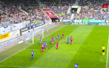 Foot: Le FC Sion ramène 3 points de Lucerne, score 1 à 3