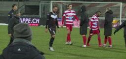 FC Sion: deux points perdus face à Lugano
