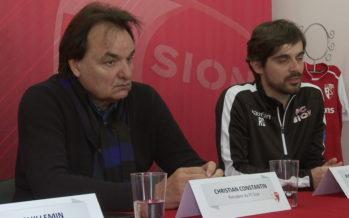 FC Sion: Ricardo Dioniso Pereira toujours lié contractuellement au FC Stade Nyonnais