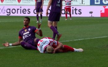 Après son nul 1-1 face à Lausanne, le FC Sion toujours lanterne rouge