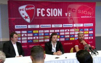 Behrami, Facchinetti, Anderson…: le FC Sion dévoile son visage pour la saison 2019-2020