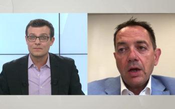 Vincent Claivaz, président du FVS Group: «C'est la plus grande décision jamais prise par la Foire du Valais en 60 ans.»