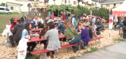 25e édition de la Fête de la châtaigne: Fully s'est muée en capitale de la brisolée