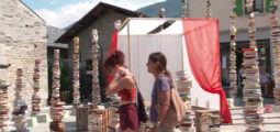 La Fête du Livre: Saint-Pierre-de-Clages transformé en librairie à ciel ouvert le temps d'un weekend