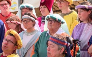 Les Fêtes médiévales de Saillon: tous les 4 ans, c'est un village entier qui remonte le temps