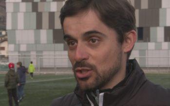 Entraîneur du FC Sion: «Je ne suis pas satisfait avec un match nul. Je joue chaque match pour le gagner.»