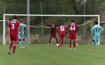FC Sion: une victoire pour le premier match de Fabio Grosso