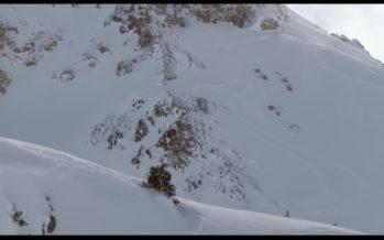 Ski freestyle: une première réalisation qui envoie du gros