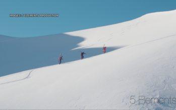 250 riders sans limite réunis dans le Val de Bagnes pour le Freeride de Bruson