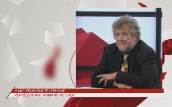Marc Früh: «Les Valaisans sont-ils conscients de ce qu'est un code pénal?»