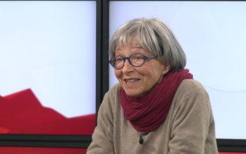«Féministe? Humaniste plutôt. J'aimerais que notre société soit basée sur la collaboration», déclare Gabrielle Nanchen