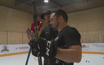 Hockey sur glace: Jérémy Gailland, joueur et agent